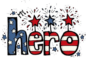 My American Hero Essay Winners
