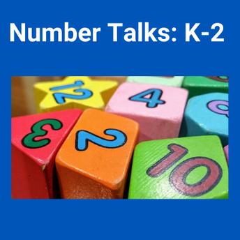 Number Talks: Grades K-2