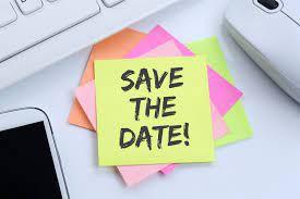 June Dates!