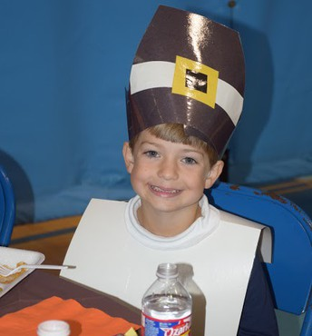 Kindergarten & Pre-K Thanksgiving!