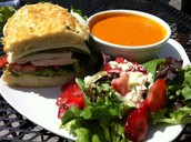"""""""Sandwiches, Soups & Salad"""" Staff Luncheon - Friday, November 17th"""