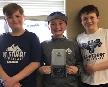 Congratulations to the Mt Stuart Robotics Team