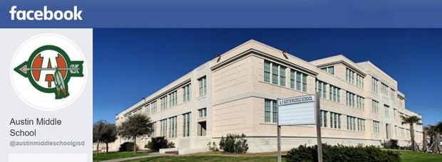 Click here to visit Austin Middle School on Facebook