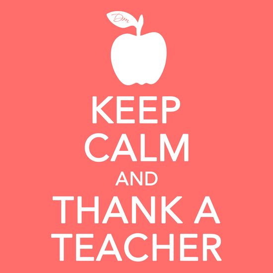 Click this image to see a list of our teachers favorite things.