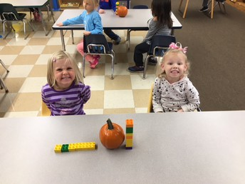 Preschool Pumpkin Fun