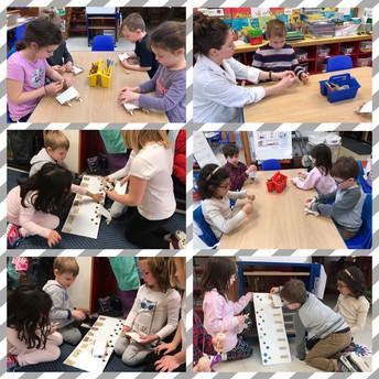Building our own cars and experimenting with friction!