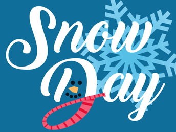 Snow Day Make Up Information