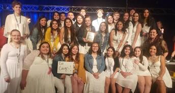 El Consejo Estudiantil gana honor Estatal