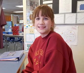 New Student Jayley Jackson