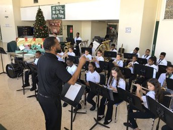 Mr. Holloway and Band
