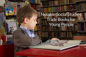 Call for Applicants: Notable Social Studies Trade Books for Young People Review Committee