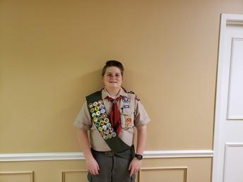 Ben Krieger - Troop 31