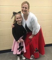 50's Day at the Primary