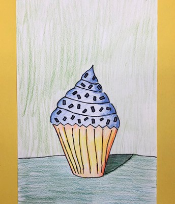 Fourth Grade Thiebaud Treats (Cupcakes)
