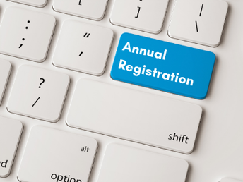 COMPLETE ANNUAL REGISTRATION FOR 2021–2022 SCHOOL YEAR TODAY!