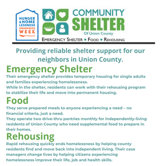 Community Shelter of Union County