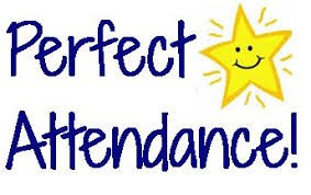 Perfect Attendance Third Quarter