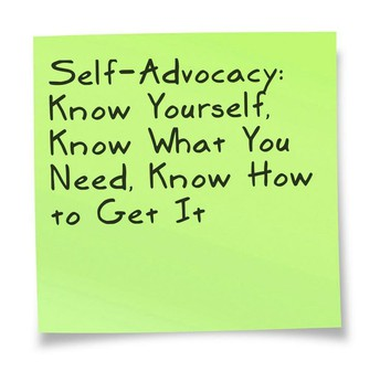 Self-Advocacy: A Valuable Skill for Your Teenager with Learning Disabilities (LD)