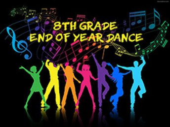 8th Grade Dance!