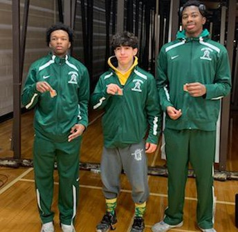 Wrestlers headed to States!