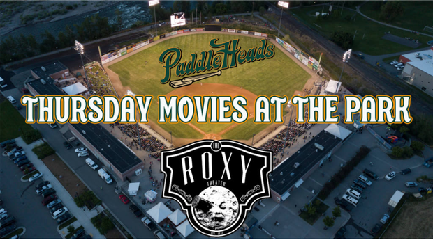 Thursday Movies at the Park: Missoula Paddleheads and The Roxy