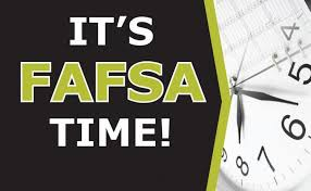 FAFSA/Financial Aid Information Night for Seniors & Families