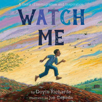WATCH ME by Doyin Richards and Joe Cepeda