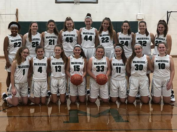 Methacton Girls Basketball Team