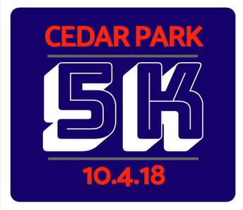 Cedar Park 5K - The Details