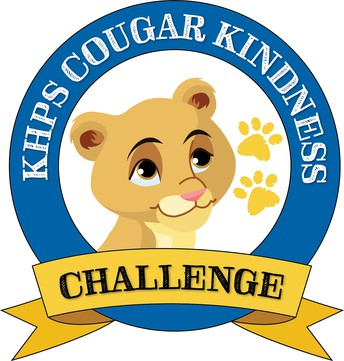 Kawartha Heights Cougar Kindness Challenge!