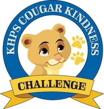 Kawartha Heights Cougar Kindness Challenge!