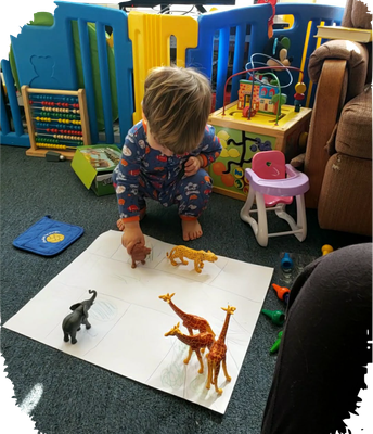 Early Childhood Learning @Home