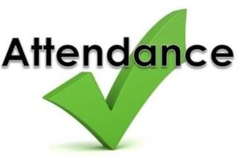 Attendance Update Starting 11/9/2020