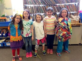 THIS FRIDAY:  Rainbow Spirit Day and Popcorn Friday