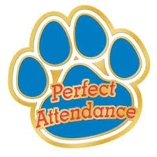Congrats to these students on their perfect attendance for 1st quarter!