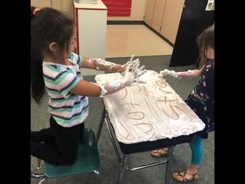 Kindergarten Happenings
