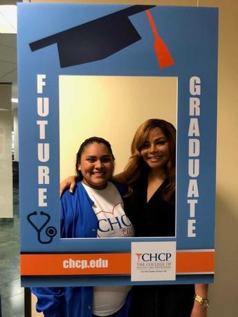 Lizbet Gomez is a CHCP Grad!