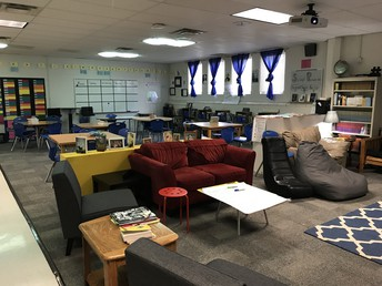 Learning Spaces to Meet the Needs of ALL Learners