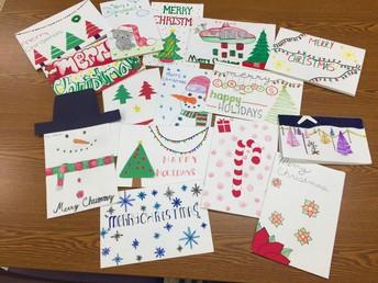 Cards for Heartland Hospice