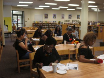 Coffee & Conversation: Meet and Greet with Principal Pettway Proves Fruitful!!!