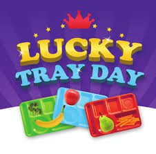 LUCKY TRAY DAY