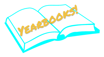 The yearbooks are here!