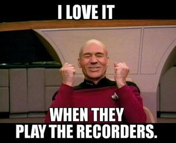 Recorder Tests are Back!