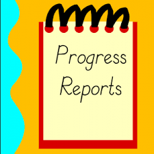 Online Progress Reports