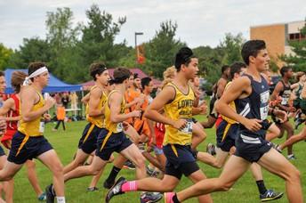 Team Runs as a Pack