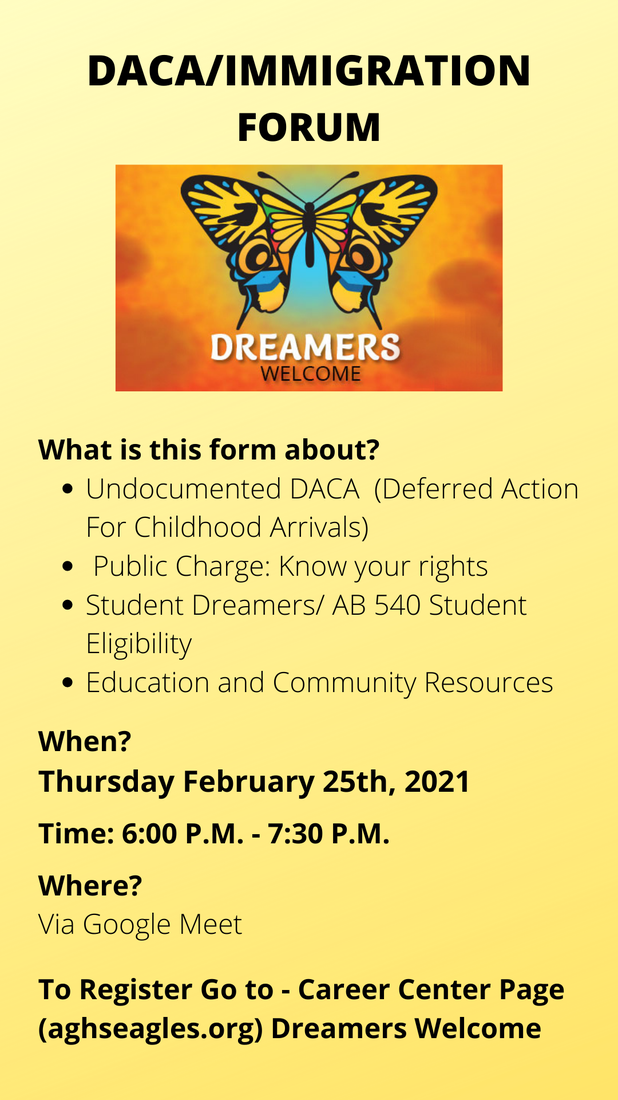 Register Here for DACA Immigration Forum