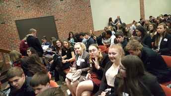 FBLA District Winners
