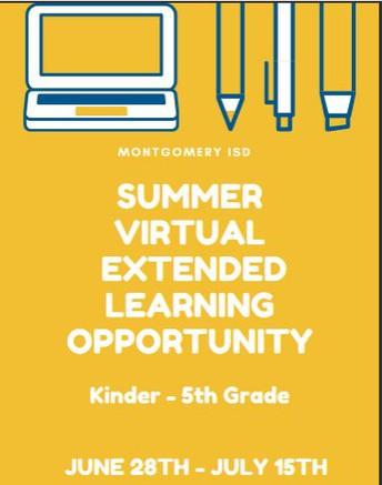 MISD Summer Extended Learning Opportunity