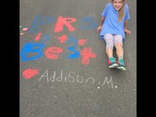 C- Chalk Art