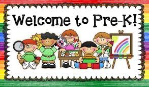 PreK Students